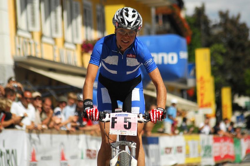 MS Maraton 2008 - Villabassa /ITA/ - Pia Sundstedt t�et�
