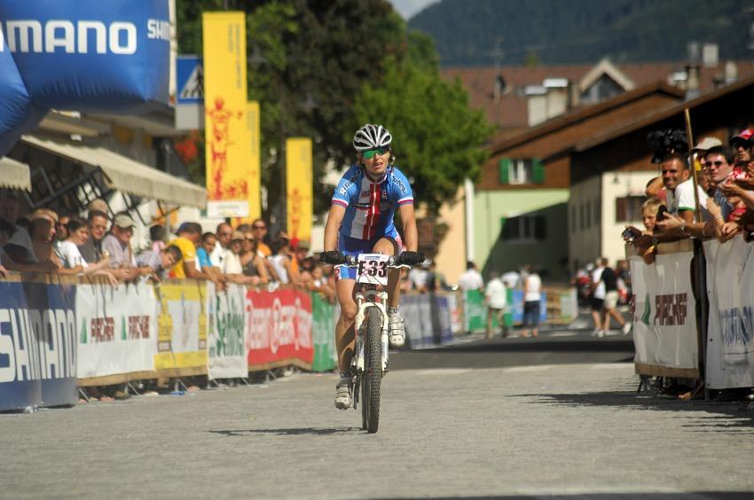 MS Maraton 2008 - Villabassa /ITA/ - Barbora Radová