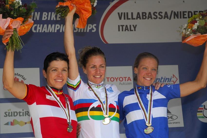MS Maraton 2008 - Villabassa /ITA/ - 1. Dahle, 2. Spitz, 3. Sundstedt