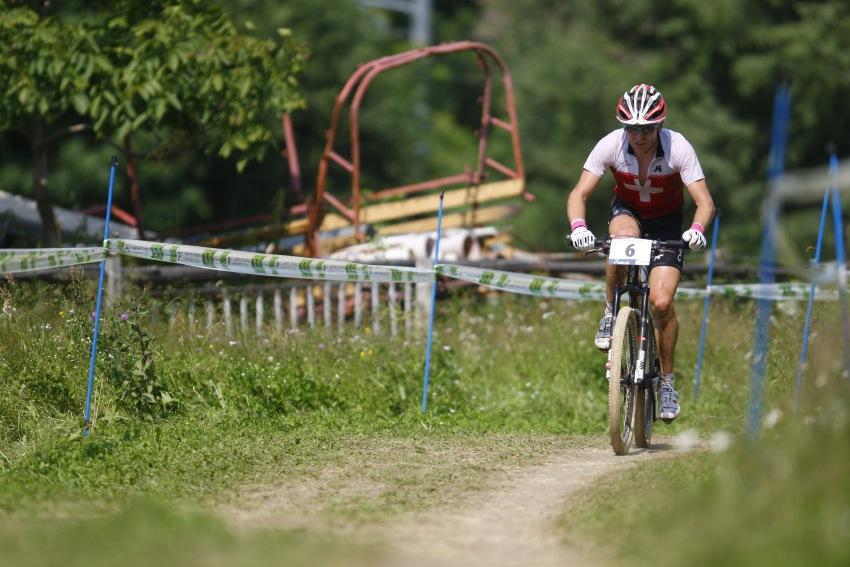 MS MTB Val di Sole '08 - XC Elite: Florian Vogel