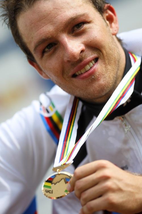 MS MTB Val di Sole '08 - XC Elite: fantasticky bronzový Naef