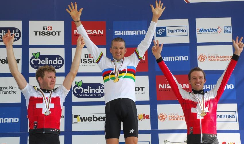 MS MTB Val di Sole '08 - XC Elite: Švýcarský triumf