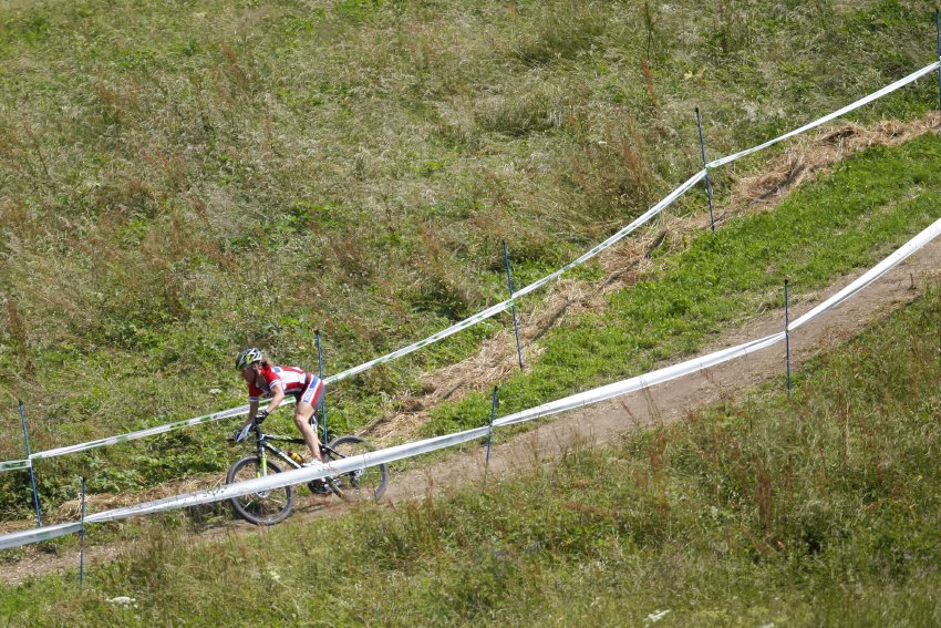 MS MTB 2008 Val di Sole - XC ženy: Gunn Rita Dahle