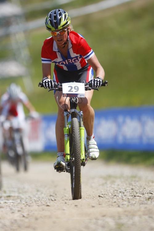 MS MTB 2008 Val di Sole - XC ženy: Gunn Rita Dahle pátá