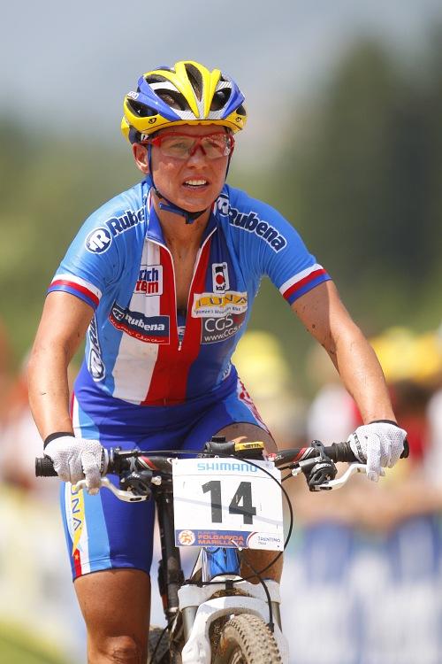 MS MTB 2008 Val di Sole - XC ženy:Katka Nash Hanušová
