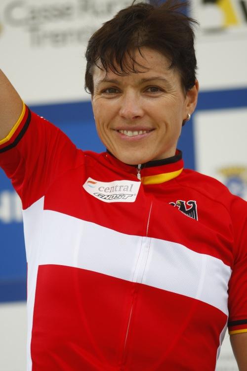 MS MTB 2008 Val di Sole - XC ženy: Sabine Spitz