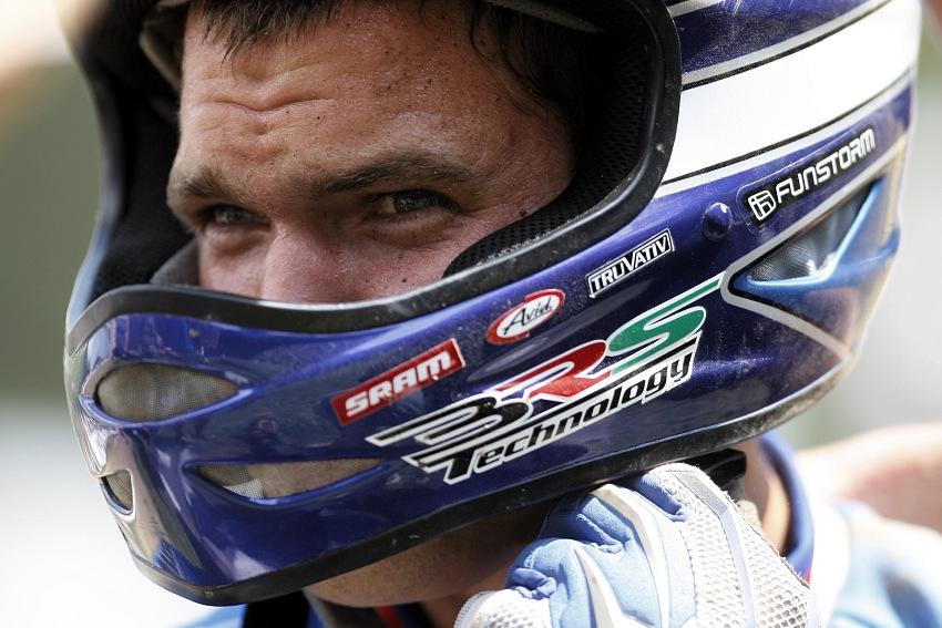 MS MTB 2008 Val di Sole /ITA/ - Downhill: Adam V�gner