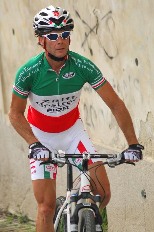 Pražské schody 2008: Daniele Pontoni - první vítěz závodu z roku 1994