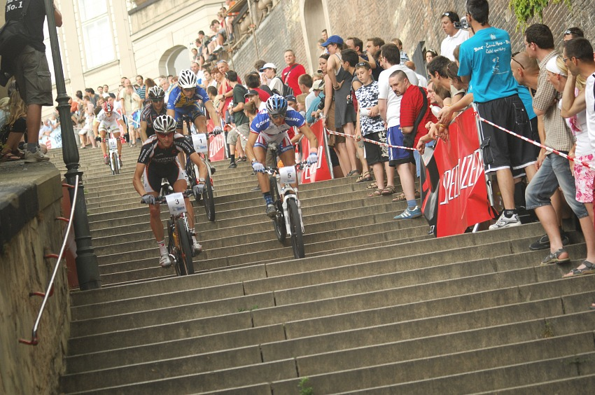 Pražské schody 2008: