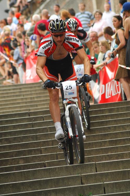 Pražské schody 2008: Martin Zlámalík