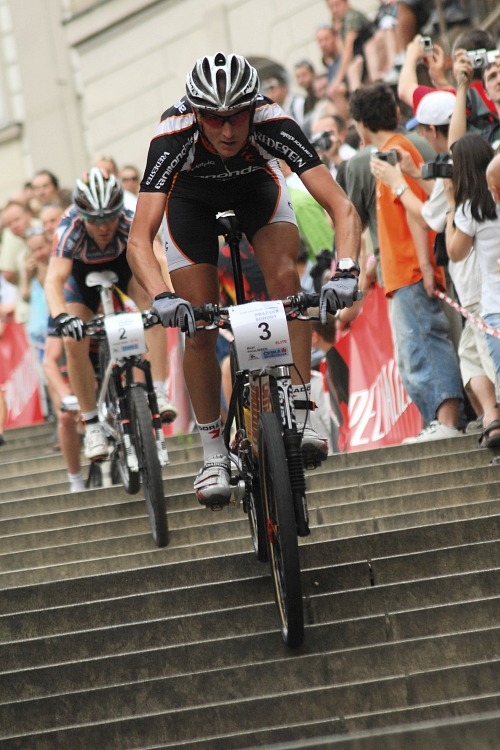Pražské schody 2008: Roel Paulissen na čele