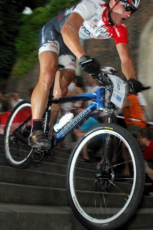 Pra�sk� schody 2008: Pavel Boudn�