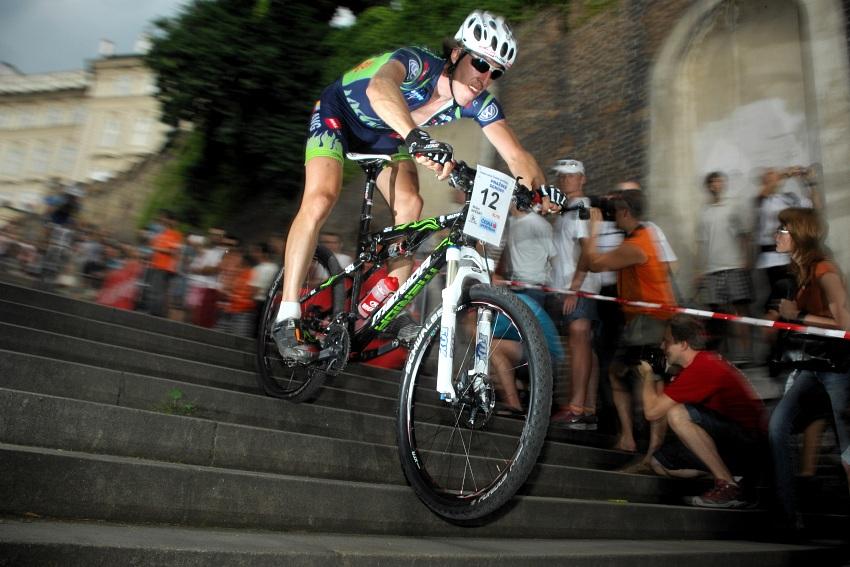 Pražské schody 2008: Milan Spěšný