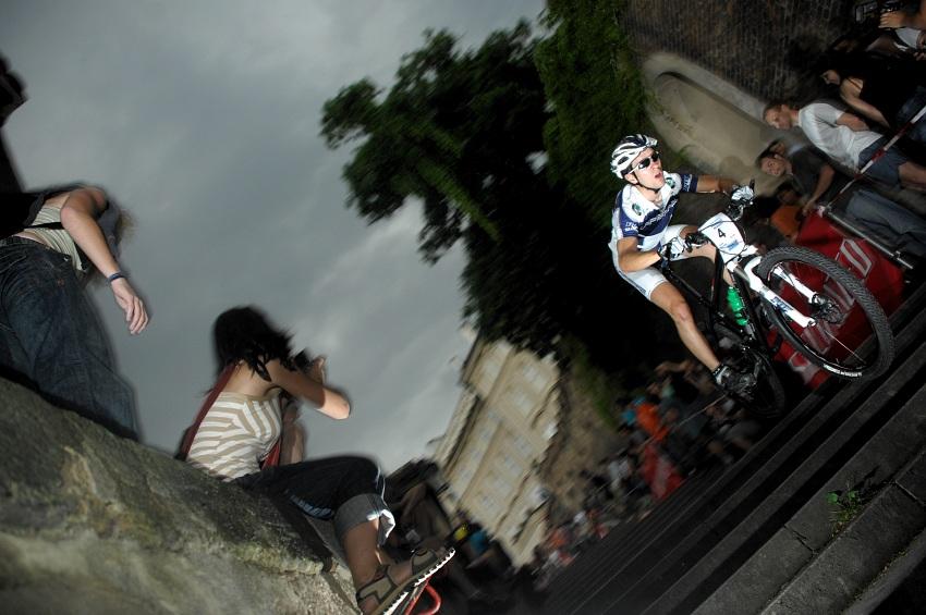 Pra�sk� schody 2008: Cedric Ravanel