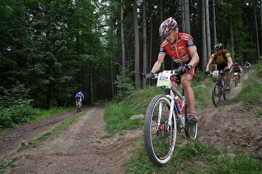 Znojmo Znov�n maraton Cup 2008 - Apache Jest�eb� Hory 21.6.  Foto: Milo� Lubas