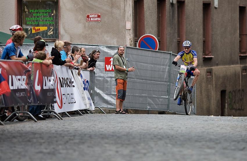 Znojmo Znovín maraton Cup 2008 - Apache Jestřebí Hory 21.6. - Ondřej Zelený, Foto: Miloš Lubas