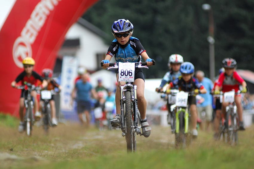 XI. BELL Šumavský maraton '08: