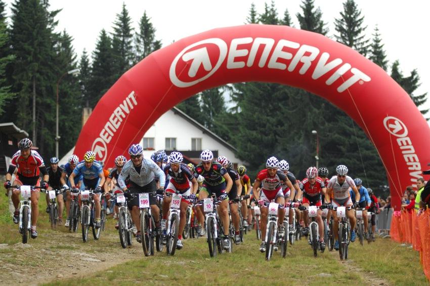 XI. BELL Šumavský maraton '08: start 80km