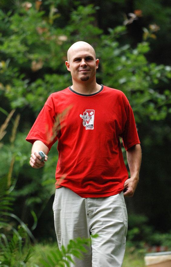 WBC No.4 Podhradí u Luhačovic 2008