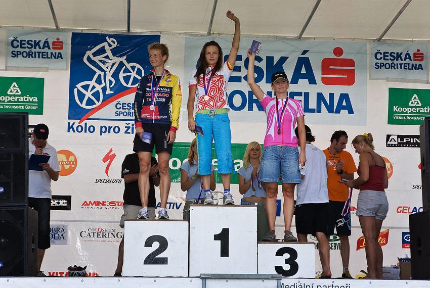 Kolo pro život 2008 - Rubena Manitou Železné Hory - 26.7. Chrudim, foto: Miloš Lubas