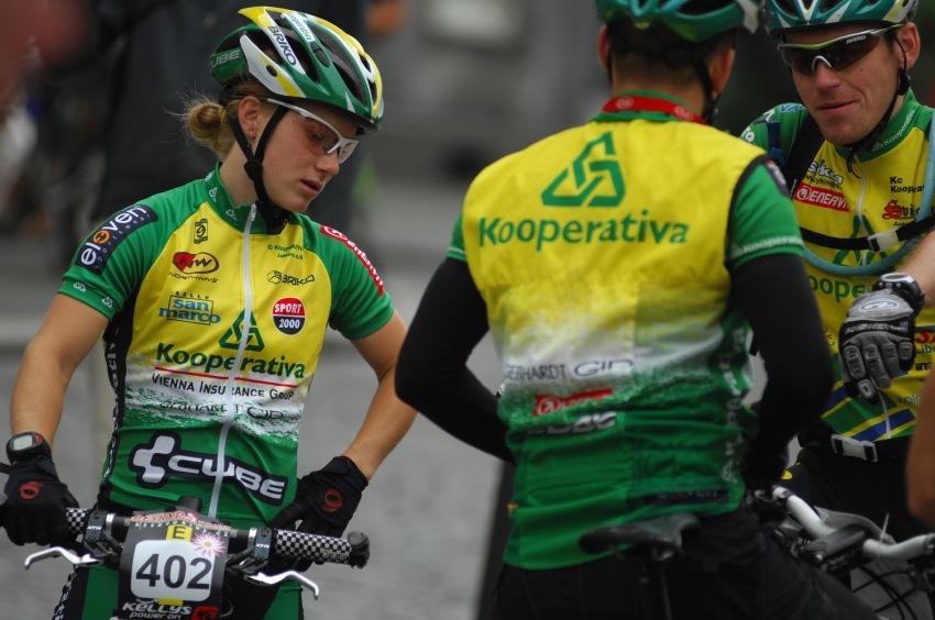 MČR Maraton 2008 - Kelly's Beskyd Tour: Pavla Havlíková zavítala na maraton