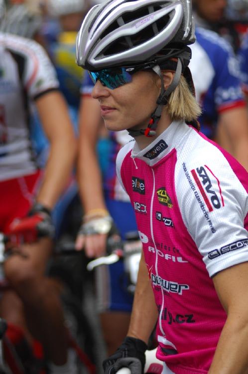 MČR Maraton 2008 - Kelly's Beskyd Tour: Bára Radová