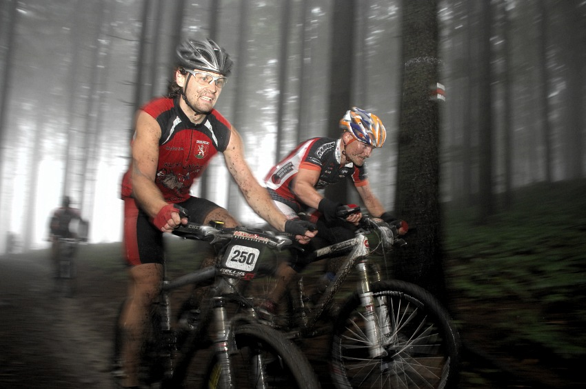 MČR Maraton 2008 - Kelly's Beskyd Tour:
