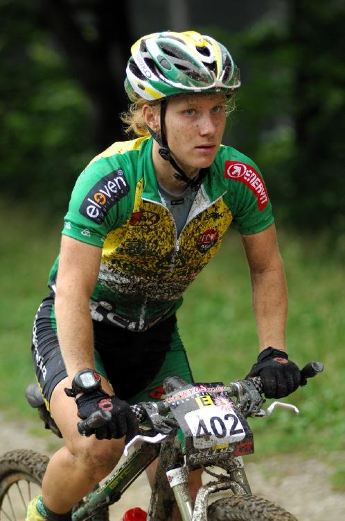 MČR Maraton 2008 - Kelly's Beskyd Tour: Pavla Havlíková