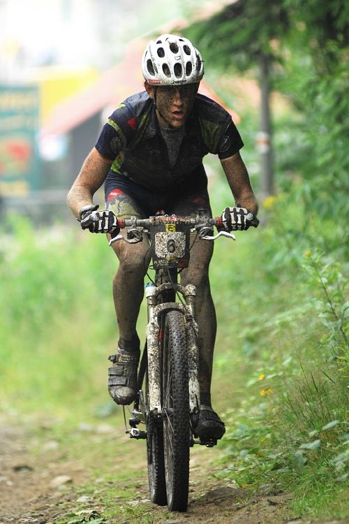 MČR Maraton 2008 - Kelly's Beskyd Tour: Jan Jobánek