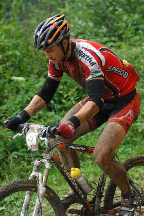 M�R Maraton 2008 - Kelly's Beskyd Tour: Ivan Ryba��k �tvrt�
