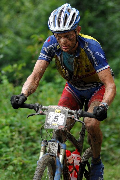 M�R Maraton 2008 - Kelly's Beskyd Tour: Ond�ej Zelen�
