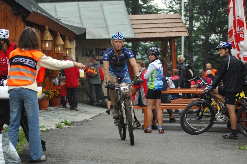 M�R Maraton 2008 - Kelly's Beskyd Tour: Jakub �ilar