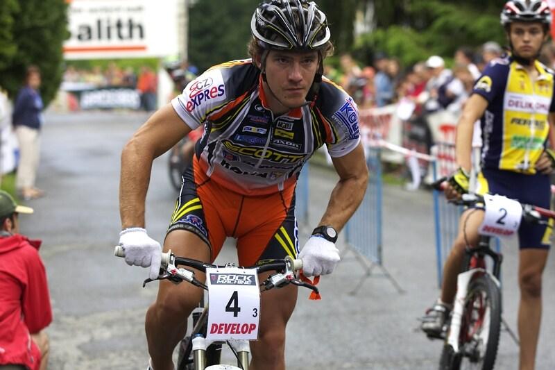 Mistrovství ČR XC - Velké Losiny 12.-13.7. 2008 - Václav Hlaváč