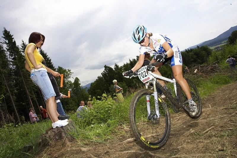 Mistrovství ČR XC - Velké Losiny 12.-13.7. 2008 - Jitka Škarnitzlová