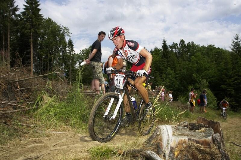 Mistrovství ČR XC - Velké Losiny 12.-13.7. 2008 - Tomáš Vokrouhlík