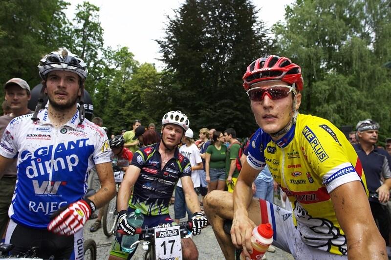 Mistrovství ČR XC - Velké Losiny 12.-13.7. 2008 - the winners