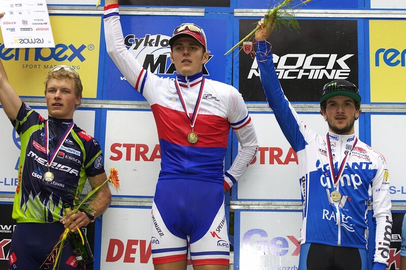 Mistrovství ČR XC - Velké Losiny 12.-13.7. 2008 - meži elite