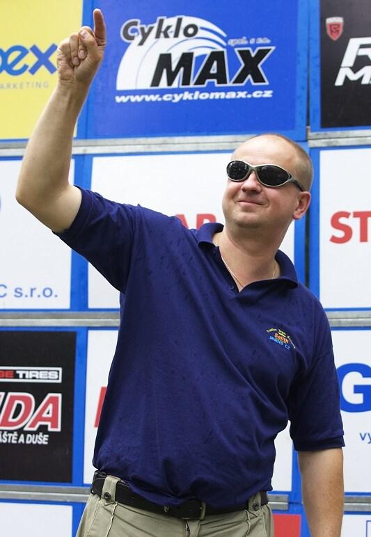 Mistrovstv� �R XC - Velk� Losiny 12.-13.7. 2008 - Ivan Vav��k