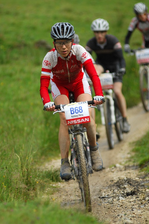Salzkammergut Trophy '08: Petra Kottová