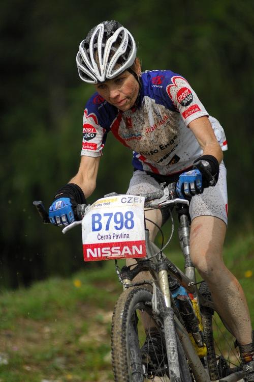 Salzkammergut Trophy '08: Pavl�na �ern�