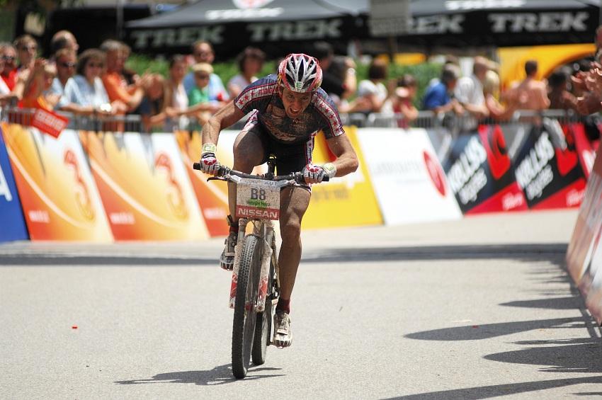 Salzkammergut Trophy '08: Heinz Verbnjak třetí na 109km trati