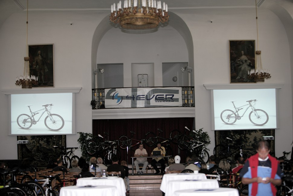 4Ever 2009 - prezentace z�mek Kozel