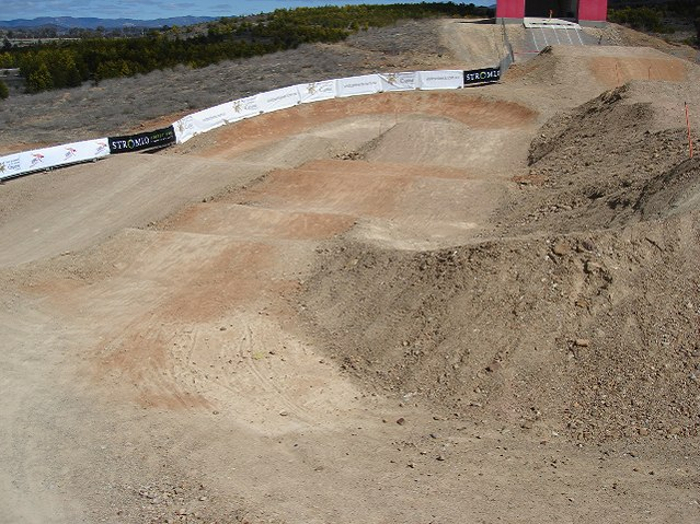 Nissan UCI MTB World Cup 2008 - Canberra/AUS - 4X tra�