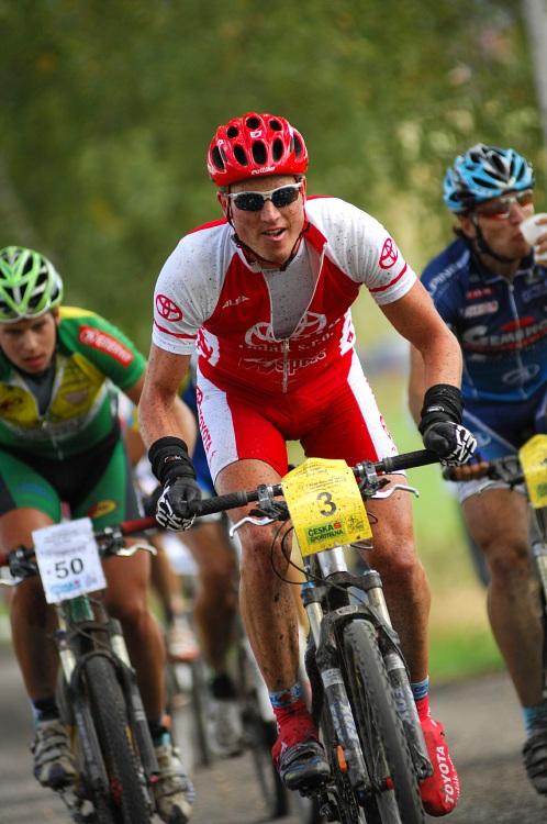 KPŽ Karlovarský AM bikemaraton ČS 2008: Olda Hakl