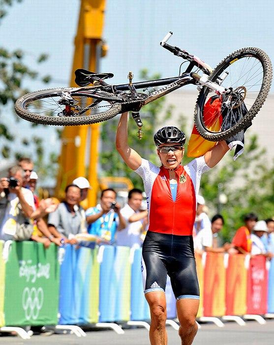 Olympijské hry 2008 - Peking - Spitz vítězí, foto: Rob Jones