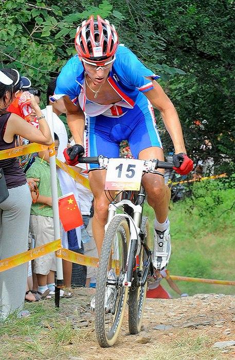 Olympijské hry 2008 - Peking - Jaroslav Kulhavý, foto: Rob Jones
