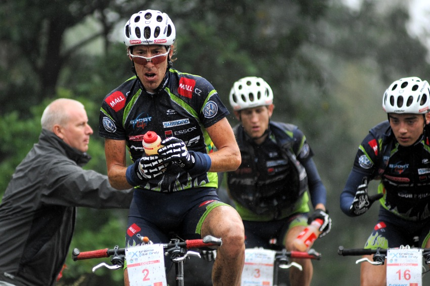 ČP XCM #5 2008 - Giant eXtreme Bike Brdy: Milan Spěšný