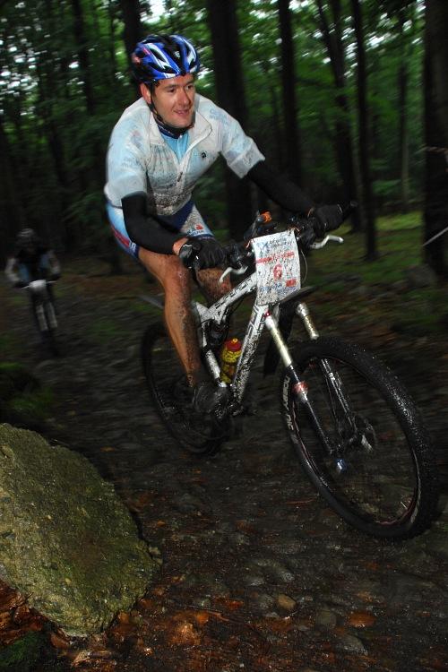 ČP XCM #5 2008 - Giant eXtreme Bike Brdy: Tomáš Trunschka