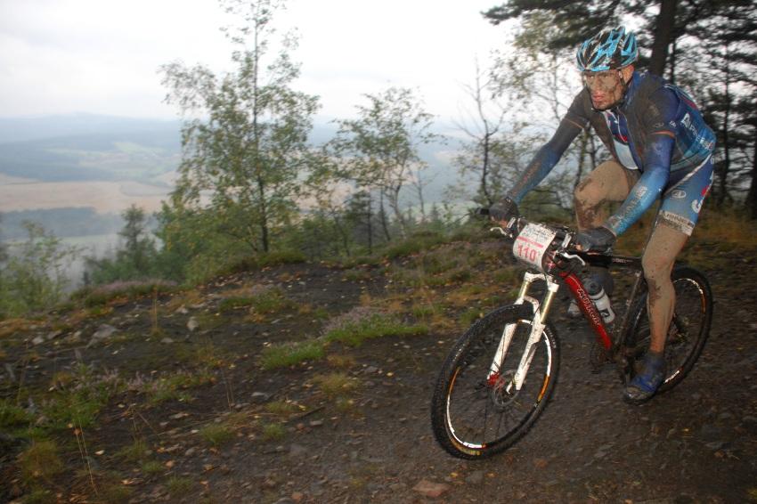 ČP XCM #5 2008 - Giant eXtreme Bike Brdy: Václav Ježek na Plešivci