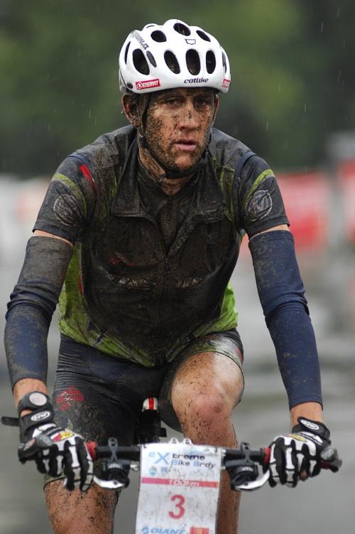 ČP XCM #5 2008 - Giant eXtreme Bike Brdy: lídr poháru Jan Jobánek